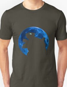 pokemon blastoise moon anime manga shirt T-Shirt