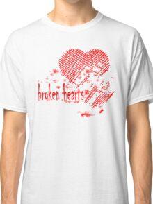 broken hearts Classic T-Shirt
