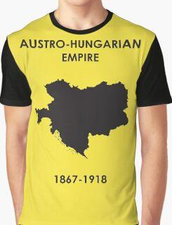 The Austro-Hungarian Empire Graphic T-Shirt
