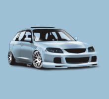Mazda Protege 5 by nwdesign