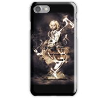 Horror Girl iPhone Case/Skin