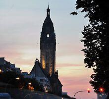 Charlotten Burg Rathaus by pdsfotoart