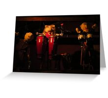 Muppet Rock Greeting Card