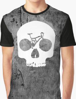 Ride Hard - Minimal Graphic T-Shirt