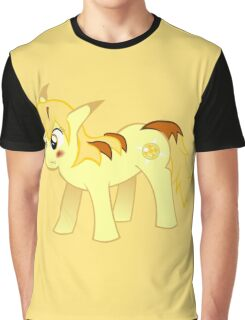 My Little Pokemon - Thunder Blot Graphic T-Shirt