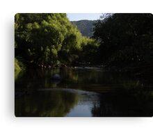 Paradise River Cuale - Paraiso Rio Cuale  Canvas Print