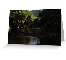 Paradise River Cuale - Paraiso Rio Cuale  Greeting Card