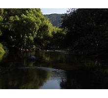 Paradise River Cuale - Paraiso Rio Cuale  Photographic Print