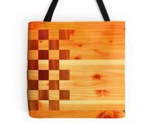 Woodworking Flag Tote Bag