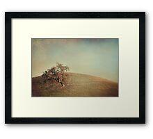 The Neverending Loneliness Framed Print