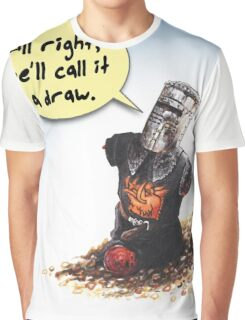All Right, We'll Call It A Draw Graphic T-Shirt