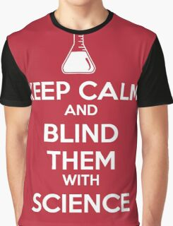 Blinded by Science Graphic T-Shirt