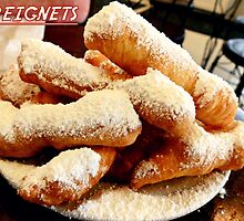 "Beignet ""Fingers"" by Scott Mitchell"