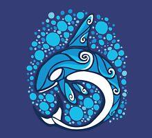 Blue Orca Unisex T-Shirt