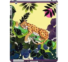 Lazy Afternoon by Ro London - Menagerie Collection iPad Case/Skin