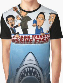 Fish Punch Graphic T-Shirt