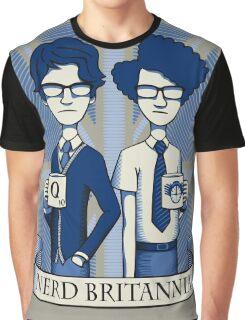 Nerd Britannia Graphic T-Shirt