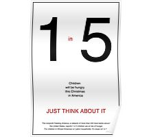 1 in 5 Poster