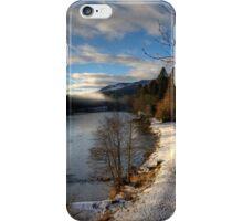 Winter in Dunkeld iPhone Case/Skin