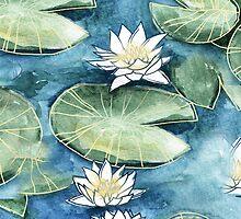 Water Lily by Nastia Larkina