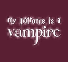 My Patronus is a Vampire by trekvix