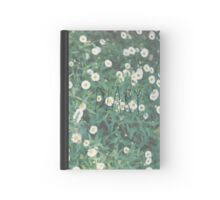Diary in Floral Hardcover Journal