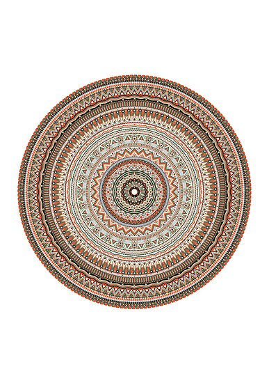 Mandalas by Tony Bamber