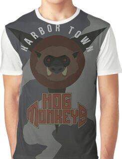 Harbor Town Hog Monkeys Graphic T-Shirt