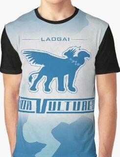 Laogai Lion Vultures Graphic T-Shirt