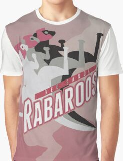 Red Sands Rabaroos Graphic T-Shirt