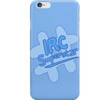 IRC Superstar iPhone Case/Skin