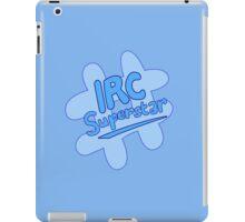 IRC Superstar iPad Case/Skin