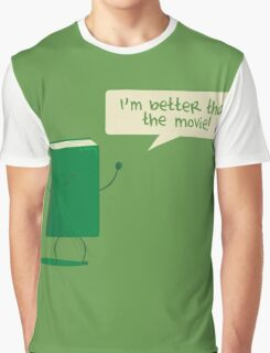 Better than the Movie Graphic T-Shirt