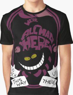 Cheshire Graphic T-Shirt