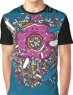 Donut Beauty Graphic T-Shirt