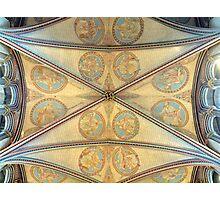 Gothic Art & Architecture Photographic Print