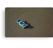 Miniature Skate Board Canvas Print