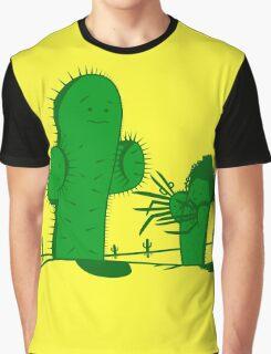 Cactus Scissorhands Graphic T-Shirt