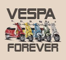 Vespa Forever by eyevoodoo