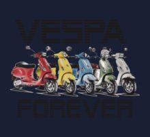 Vespa Forever Kids Clothes