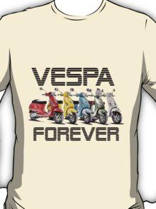 Vespa Forever T-Shirt