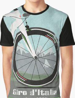 GIRO D'ITALIA BIKE Graphic T-Shirt