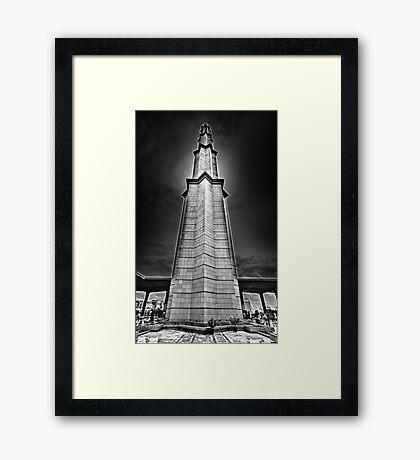 Minaret Framed Print