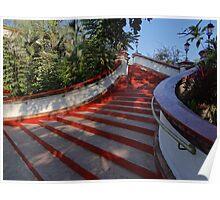 Stairway To Heaven - Escalera Al Cielo Poster