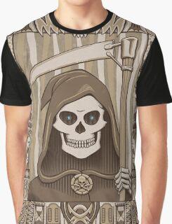 COWER BRIEF MORTALS Graphic T-Shirt
