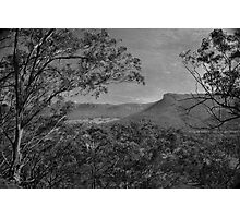Wolgan Valley Photographic Print