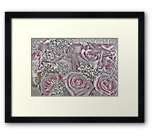 Roses With Style! Framed Print