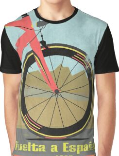 Vuelta a España Bike Graphic T-Shirt