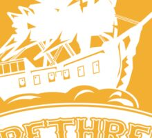 Brethren Court  Sticker