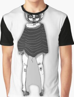 Greyscale cutie Graphic T-Shirt